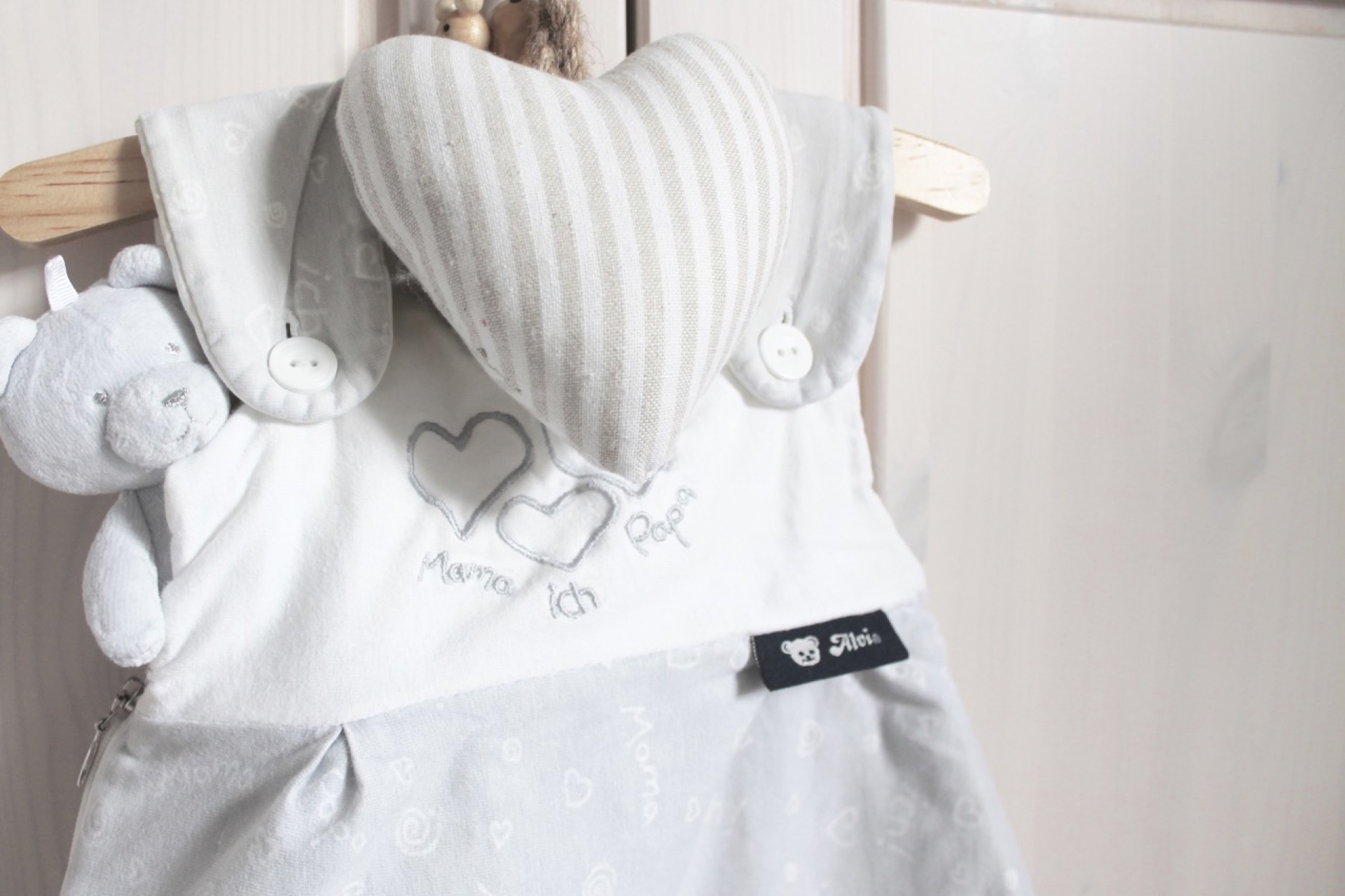 Babyschlafsack Alvi